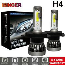 CREE COB H4 HB2 9003 1500W 255000LM LED Headlight Kit Hi/Lo Power Bulbs 6000K