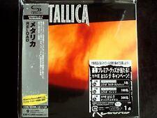 Metallica - Reload Japan SHM-CD Mini LP OBI Brand New UICY-94668
