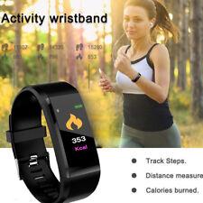 NEW Smart Bracelet Sport Watch Step Calorie Counter Tracker Pedometer