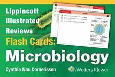 Lippincott Illustrated Reviews: Microbiology by Cynthia Nau Cornelissen (2014, C