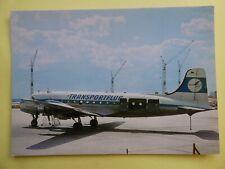 DC 4   TRANSPORTFLUG    D-ABAG