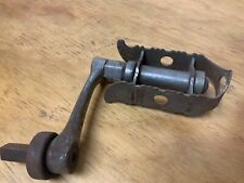 Antique Bicycle / Tricycle Cranks and Pedal