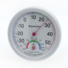 Thermomètre et Hygromètre / Humidité Température Echelle de Mesure Jauge A