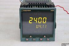 Eurotherm 2404ccvlh8v3w5 Temperature Controller