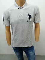 Polo U.S.POLO ASSN Uomo taglia size M maglia maglietta uomo t-shirt man p 5771