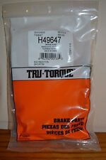 BRAKE HOSE ~TRU TOURQUE  H49647 BRAKE HOSE, COMPATIBLE WITH GMC VEHICLES !!