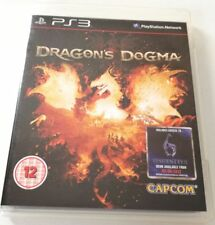 DRAGON S DOGMA GIOCO PS3 PLAYSTATION 3 ITALIANO OTTIMO SPED GRATIS SU + ACQUISTI