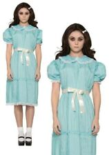 The Shinning Double Sister Femmes Déguisement Enfant Effrayant Halloween Costume