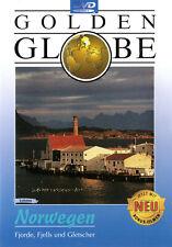 Norwegen: Fjorde Fjells Gletscher - Bonus Schweden - DVD Golden Globe Reisefilm