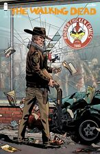 Walking Dead #1 15th ann Rubber Chicken Comics store variant! NM! Limited to 500