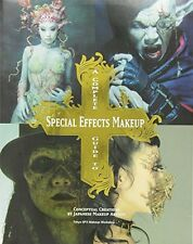 A Complete Guide to Special Effects Makeup New Paperback Book Tokyo SFX Makeup W