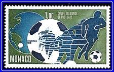 MONACO 1978 FOOTBALL CUP MNH SOCCER, SPORTS