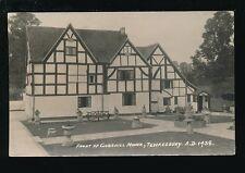 Gloucestershire Glos TEWKESBURY Gupshill Manor c1920/30s? RP PPC