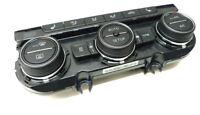 VW GOLF 7 VII Control De Clima Panel AIRE acon. para Calefacción auxiliar