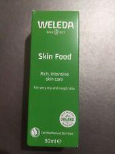 Weleda Skin Food (30ml), rich intensive skin care. FREE POST