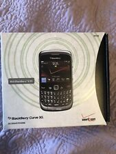 BlackBerry Curve 3G Bold 9330 - 8GB - Black (Verizon) Smartphone