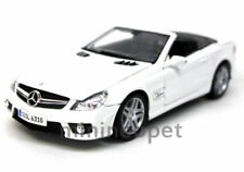 MAISTO 31168 MERCEDES BENZ SL63 SL 63 AMG CONV 1/18 WHITE