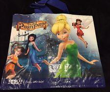 Disney Tinkerbell Pirate Fairy Bag Tesco Tote Pixie New Eco Shopper Gift 2014