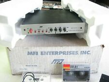 Vintage Mfj Computor Interface Model Mfj-1224 Never Been Used
