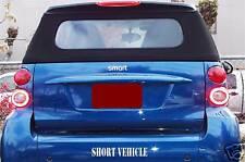 SHORT VEHICLE SMART IQ i CAR STICKER DECAL MINI MICRO