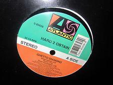 """HARD TO OBTAIN - GHETTO DIAMOND 12"""" EXCELLENT"""