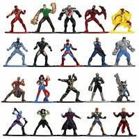 Jada Toys Nano Metalfigs Marvel Classic Comic diecast Figures 20 Pack Wave 3
