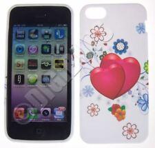 Étuis, housses et coques multicolores pour téléphone mobile et assistant personnel (PDA) Apple à motifs
