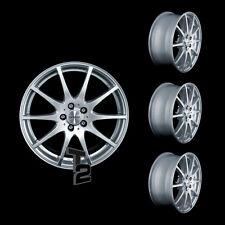 4x 15 Zoll Alufelgen für Peugeot 206, Cabrio, SW, 206+, 207, .. uvm. (B-2200708)