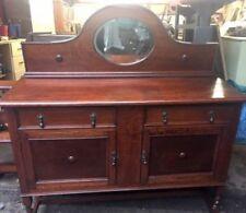 Oak Edwardian (1901-1910) Age Sideboards, Buffets & Trolleys