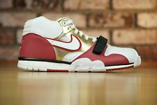 Nike Air Trainer 49ers Jerry Rice San Francisco Brick Layer 607081-101 Size 9.5