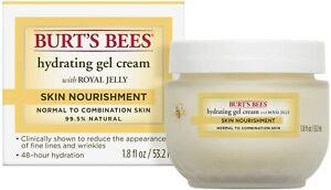 Burt's Bees Skin Nourishment Hydrating Gel Cream - 1.8 oz (51g) NEW! (UK)