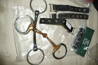 Horse ware SHIRES fly free link & assorted links
