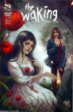 The Waking : Dreams End #4 (4A cover) ~ Zenescope horror comic
