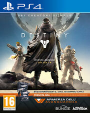 Destiny Vanguard D1 Day One Edition PS4 Playstation 4 IT IMPORT