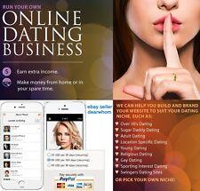 Dating Website responsive design make money instant messenger adult site social