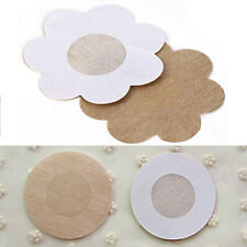 Sale 10pcs Women Invisible Nipple Cover Support Adhesive Disposable Bra Patch-2#