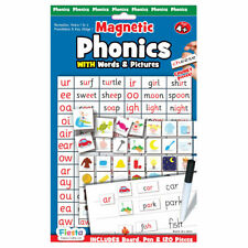 Phonics Magnetic Chart - Magnetic Set - Fun daily educational activitya