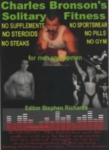 Solitary Fitness by Bronson, Charles Paperback Book The Cheap Fast Free Post