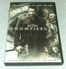 Snowpiercer (DVD, 2014, 2-Disc Set)