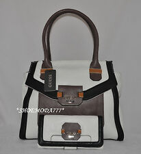 GUESS Keita Avery Shoulder Bag Purse Handbag Satchel Tote Wallet File Clutch New