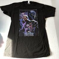 Marvel Comics The Black Panther Graphic T-Shirt Sz M A1365