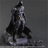 PLAY ARTS KAI BATMAN V SUPERMAN DAWN OF JUSTICE NO:1 BATMAN ACTION FIGURES TOY