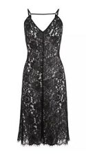 Ann Summers Erotic Dress Size 10 With Tags Delta Black Lace