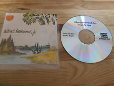 CD Indie Albert Hammond Jr-yours to keep (10) canzone PROMO Rough Trade