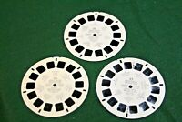 Sawyers View-Master 3 Reels Grand Canyon National Park #26, 27, 28 Good Cond.