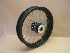 """ADN roue roues wheel roue à rayons 18 x 3,5"""" pour Harley 60 rayons"""