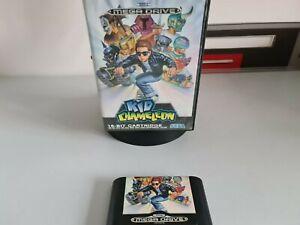 Kid Chameleon SEGA Mega Drive Megadrive Boxed No Manual PAL