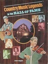 COUNTRY MUSIC HALL OF FAME LEGENDS, 1982 (KITTY WELLS,ROY ACUFF,CHET ATKINS CVR+