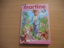 JEU PC CD-ROM - MARTINE A LA FERME - COMPLET - dés 4 ans