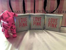 Victorias Secret LOVE PINK Perfume  3 Bottles 1.7 fl.oz